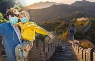 Çin'de hayat normale dönüyor! Çin Seddi ziyarete...