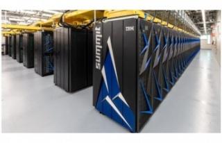 Dünyanın en hızlı süper bilgisayarı Summit,...