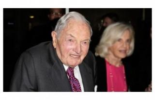 Dünyanın en zengin Yahudi ailesi Rockefeller'in...