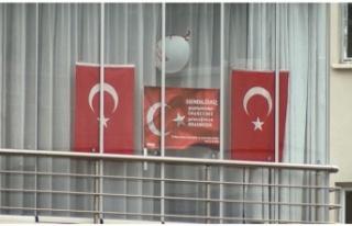 Ankara'da evde 23 Nisan coşkusu