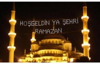 Ankara'da ilk iftar ve sahur saat kaçta yapılacak?...