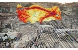 Ankara deprem ile sallandı! Kırıkkale ve Çankırı'da...