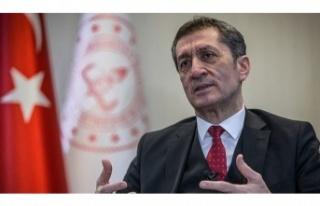 Milli Eğitim Bakanı Ziya Selçuk açıkladı sınav...