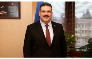 Anadolu Üniversitesi Rektörü Prof. Dr. Şafak Ertan...