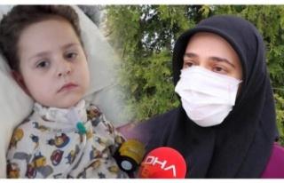 Ankara'da boğaz enfeksiyonu diye gitti şimdi...