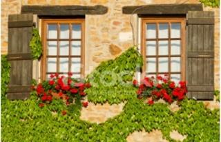 Ankara'da en güzel pencere, balkon ve teraslar...