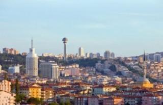 Ankara'da yapılan ekonomik faaliyetler