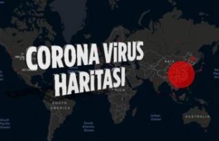 Ankara koronavirüs tablosu açıklandı. İşte ilçe...