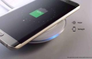 Cep Telefonlarının Hızlı Şarj Özelliği Pil...