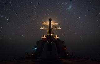 İran Medyası: İran donanması kendi gemisini vurdu