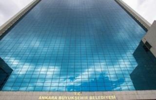 Ankara Büyükşehir Belediyesi'ne ait işyerleri...