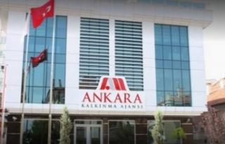 Ankara'da 2 milyon liralık destek programı...