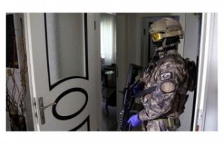 Ankara'da 8 kişilik silahlı kumar çetesine...