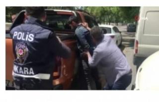 Ankara emniyetinden 'Parola Ayasofya' operasyonu