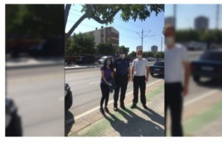 Eskişehir'de bir yıllık emeklerini polis ağabeyleri...