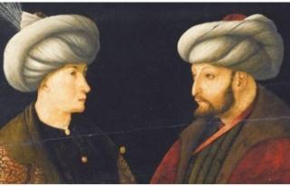 Fatih Sultan Mehmet'in özel koleksiyondaki son...