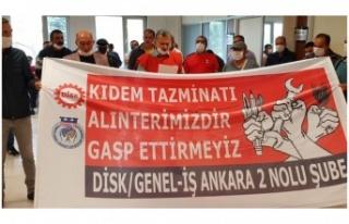 Kıdem tazminatı: DİSK ve Türk-İş'ten kıdem...