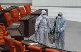 Meclis'te koronavirüs alarmı! Mehmet Ali Kumbuzoğlu'nun...