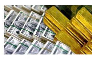 Merkez Bankası rezervleri 91 milyar 593 milyon dolara...