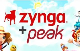 Peak Games: 1,8 milyar dolara ABD'li Zynga'ya...