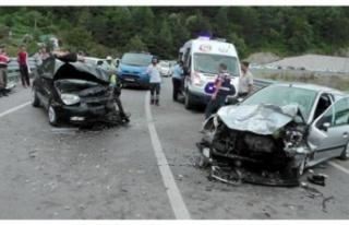 Son 11 yılda 13 milyonun üzerinde trafik kazası...