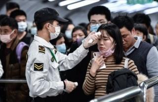 Uydu görüntüleri Çin'de virüsün 'çok...