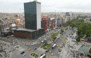 Ankara'daki Merkezi Buluşma Noktaları
