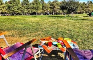 Ankara İncek Ahlatlıbel Atatürk Parkı