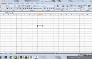 Excel Nedir?