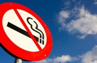 Açık Alanda Sigara İçme Yasağı Geldi!