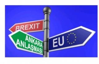 31 Aralık'ta Bitecek Olan Ankara Antlaşması Kapsamında...