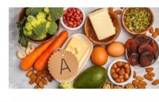Hamilelikte A Vitamini Ne Kadar Alınmalı?