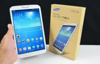 Samsung SM T560 Tablet Sürüm Yükseltme