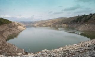 Ankara'nın 110 günlük suyu kaldı