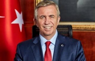 Mansur Yavaş'tan Ankara'da ikamet eden...