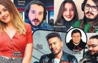 Reynmen ve Enes Batur Dahil 10 Fenomene 'Korsan...