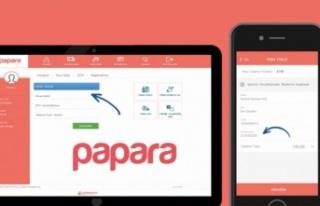 Yerli Ödeme Aracı Papara'nın Android Uygulaması...