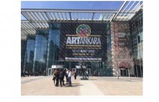 ArtAnkara Kapılarını Sanatseverlere Açtı