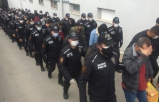 Ankara'da 'Arsa Avcısı' operasyonu:...