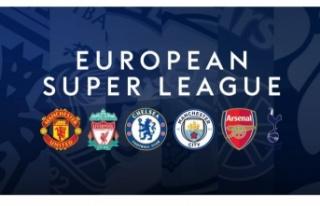 Avrupa Süper Ligi: 12 büyük futbol kulübü yeni...