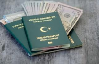 Görevim bittiğinde yeşil pasaport hakkım biter...