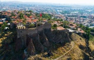 Ankara Kalesi Nerede? Ankara Kalesi Tarihi, Özellikleri...