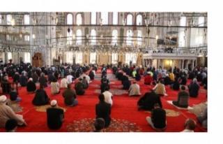 Bayram namazı kılınacak mı? Ramazan Bayramı'nda...