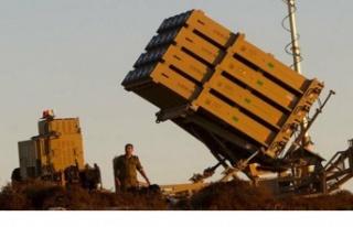Demir Kubbe: İsrail'in hava savunma sistemi...