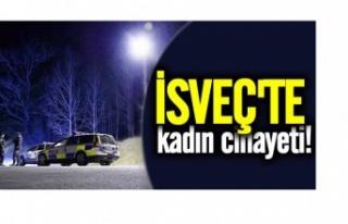 'Güvenli ülke' İsveç, kadın cinayetleriyle...