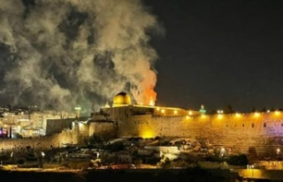 İsrail-Filistin: İsrail'in Gazze'ye hava...