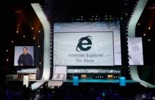Microsoft Internet Explorer'ın fişini çekiyor:...