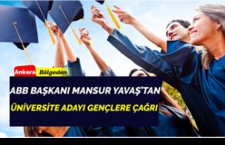 Ankara Büyükşehir Belediyesi Başkanı Mansur Yavaş...
