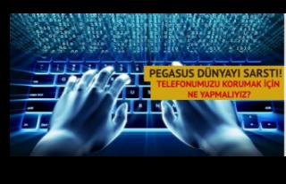 Pegasus dünyayı salladı: Telefonumuzu casus yazılımlardan...