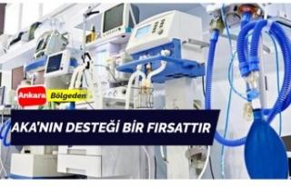 AKA Tıbbi Cihazlar Finansman Desteği Programı Fırsatı
